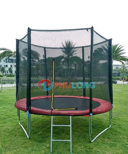 Bạt-nhún-trampoline-tròn