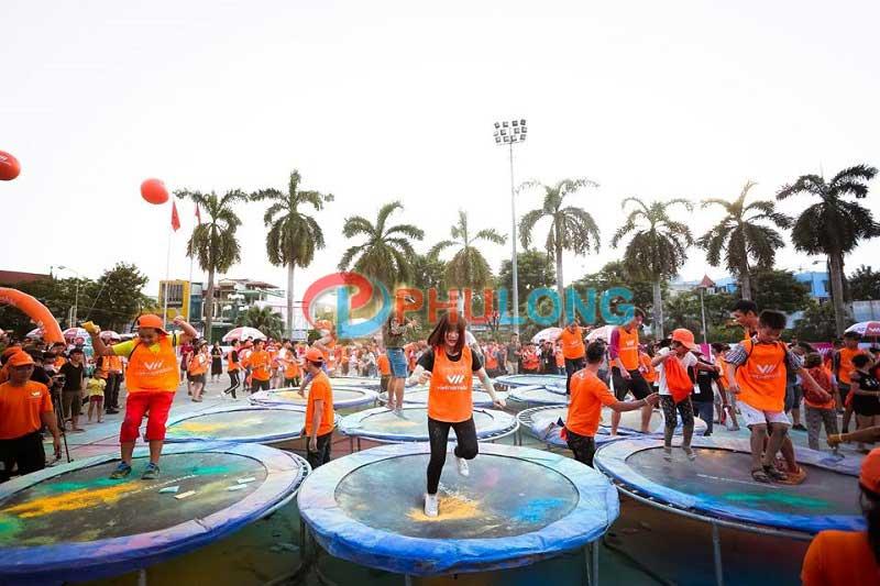 Big trampoline 305 Cm-3